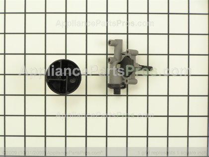 Whirlpool Igniter-Knob Kit 12001296 from AppliancePartsPros.com