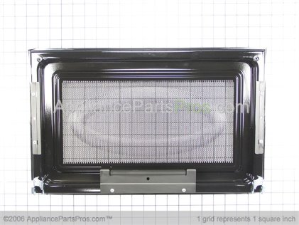 Whirlpool Inner Door (black) 4375339 from AppliancePartsPros.com