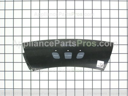 Whirlpool Insert, Facade(blk) 67004335 from AppliancePartsPros.com