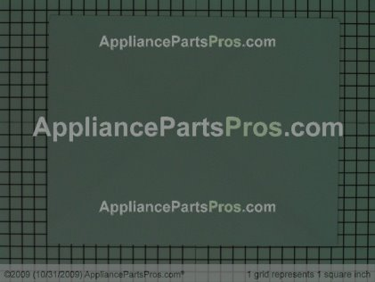 Whirlpool Insert, Front Panel Black 99001659 from AppliancePartsPros.com