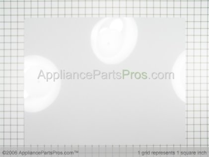 Whirlpool Insert, Front Panel (wht/bsq) 99002248 from AppliancePartsPros.com