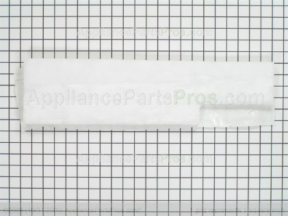 Whirlpool Insulation, Access Panel W10073540 from AppliancePartsPros.com