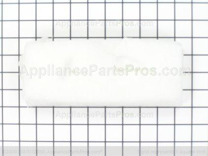 Whirlpool Insulation, Burner B 74007899 from AppliancePartsPros.com