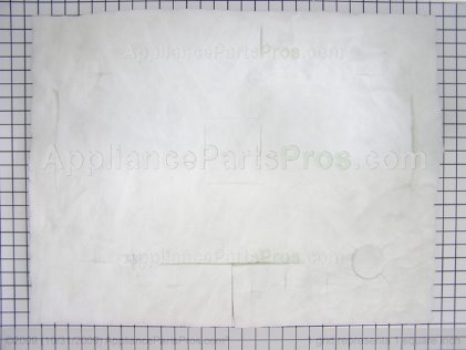 Whirlpool Insulation, Oven Back 4804F039-60 from AppliancePartsPros.com