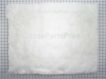 Whirlpool Insulation, Oven Back 74002634 from AppliancePartsPros.com