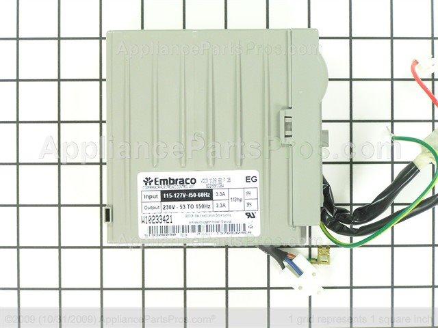 Whirlpool Wpw10233421 Invrtr Box Appliancepartspros Com