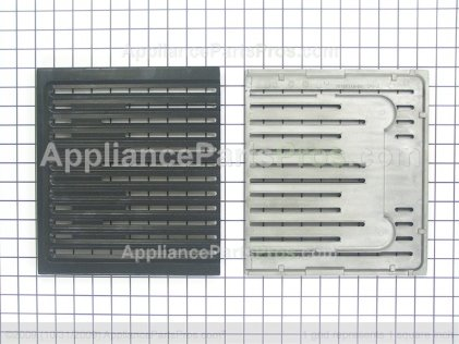 Whirlpool Jenn-Air Electric Top Grill Assembly JEA8000ADB from AppliancePartsPros.com