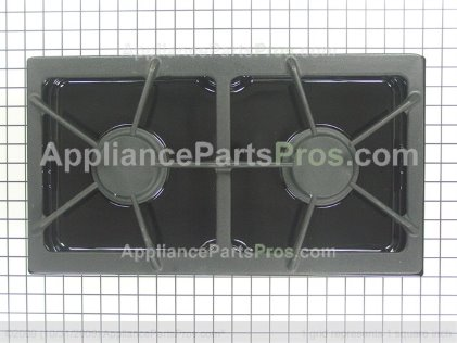 Whirlpool Jenn-Air Two Burner Gas Cartridge JGA8100ADB from AppliancePartsPros.com