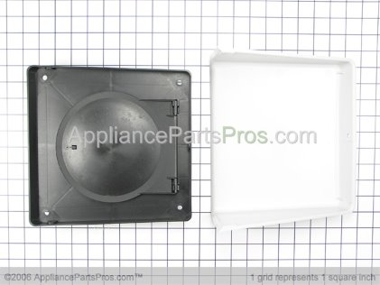 Whirlpool Jenn-Air Wall Cap A405 from AppliancePartsPros.com