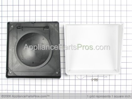 Whirlpool Jenn-Air Wall Cap A406 from AppliancePartsPros.com