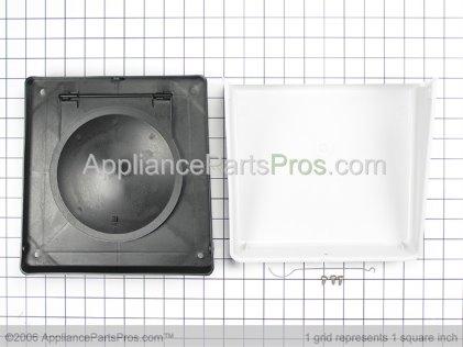 Whirlpool Jenn-Air Wall Cap A406 from AppliancePartsPros.com