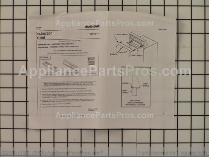 Whirlpool Kit-Contr 12001250 from AppliancePartsPros.com
