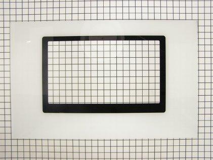Whirlpool Kit, Door Glass (wht- 12002477 from AppliancePartsPros.com