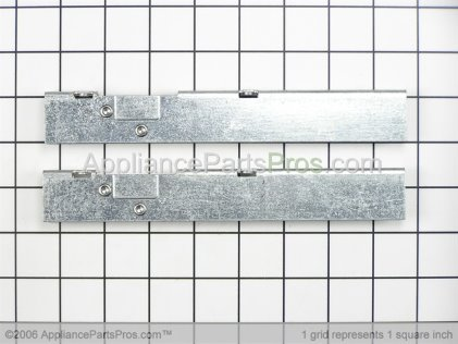 Whirlpool Hinge Receiver Kit 12002578 from AppliancePartsPros.com