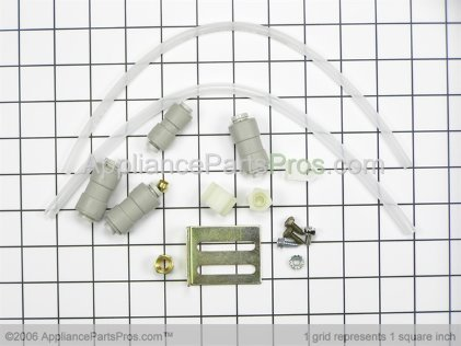 Whirlpool Kit Dual Water Valve 12001414 from AppliancePartsPros.com