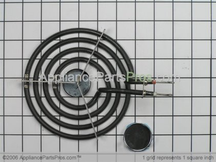 Whirlpool Kit, Element 6IN. 12001231 from AppliancePartsPros.com