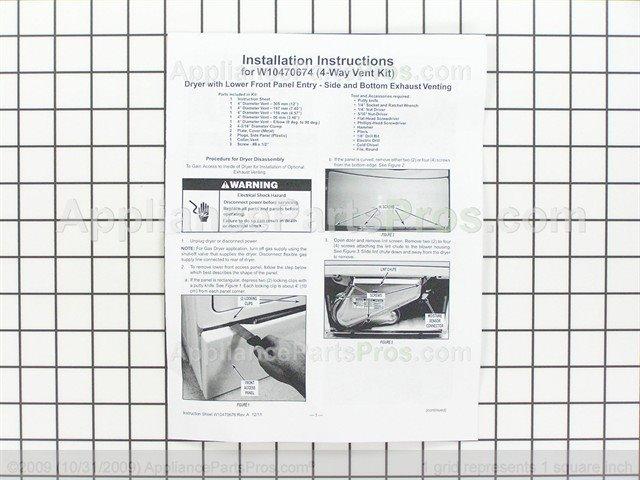 whirlpool kit exhst w10470674 ap5607121_06_l wgd92hefc manual wiring diagrams wiring diagrams field controls ck61 wiring diagram at mr168.co
