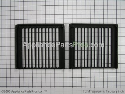 Whirlpool Kit, Grate Grill (excalibur) 12001178 from AppliancePartsPros.com