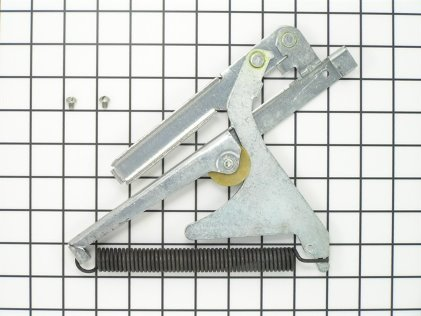 Whirlpool Kit, Hinge W/screw 12400042 from AppliancePartsPros.com
