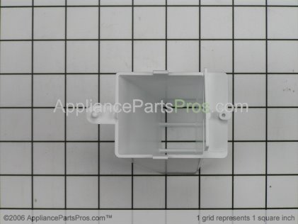 Whirlpool Kit, Ice Maker Air Diverter 12001952 from AppliancePartsPros.com