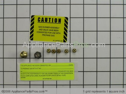 Whirlpool Kit, Lp (Q502/MCS) 74009070 from AppliancePartsPros.com