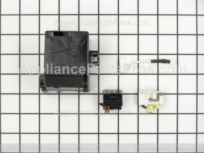 Whirlpool Kit, Overload/relay 12002784 from AppliancePartsPros.com