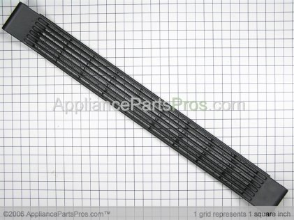 Whirlpool Kit, Toe Grille(black) R0131553 from AppliancePartsPros.com