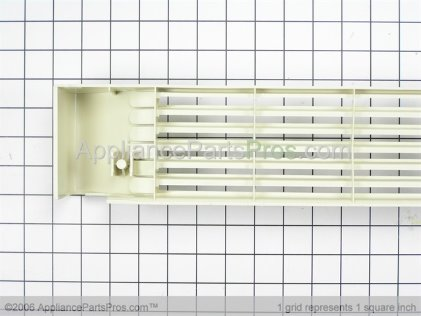 Whirlpool Kit, Toe Grille(almond) R0131554 from AppliancePartsPros.com
