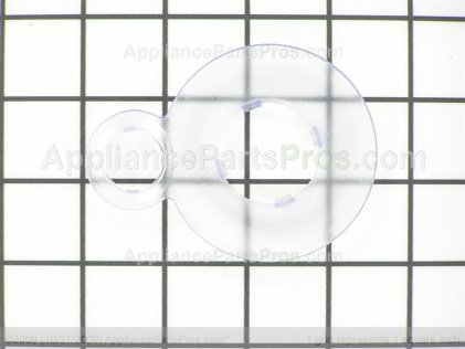 Whirlpool Knob Bezel 8181855 from AppliancePartsPros.com