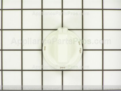 Whirlpool Knob (bisque) W10200194 from AppliancePartsPros.com