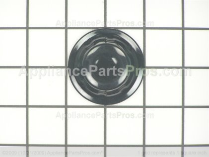 Whirlpool Knob (black) 8183950 from AppliancePartsPros.com