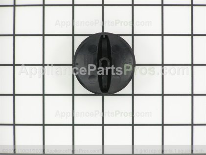 Whirlpool Knob (black) 9756659BL from AppliancePartsPros.com