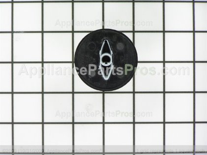 Whirlpool Knob (blk) 74008731 from AppliancePartsPros.com