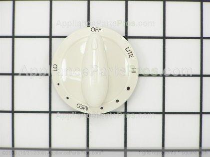 Whirlpool Knob (bsq) 74009774 from AppliancePartsPros.com