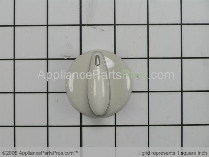 Whirlpool Knob (bsq/stl) 74008946 from AppliancePartsPros.com