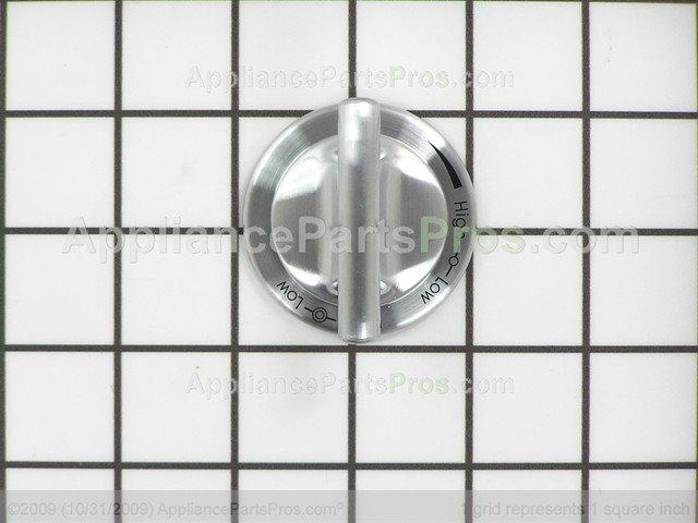 Whirlpool Wp74011665 Knob Burner Dual