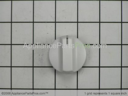 Whirlpool Knob, Control (white) 3192804 from AppliancePartsPros.com