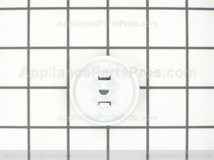 Whirlpool Knob, Front Damper 67002512 from AppliancePartsPros.com