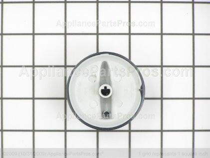 Whirlpool Knob, Gas Valve 270 Degree(blac 31926607B from AppliancePartsPros.com