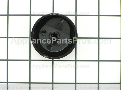 Whirlpool Knob, Inf. Switch (blk) 74004830 from AppliancePartsPros.com