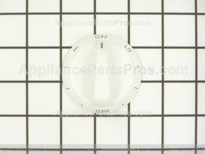 Whirlpool Knob, Infinite 31905417W from AppliancePartsPros.com