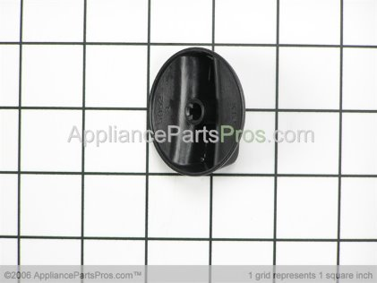 Whirlpool Knob, Infinite Switch (black) 31760101B from AppliancePartsPros.com