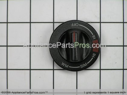 Whirlpool Knob Kit-8 12500060 from AppliancePartsPros.com