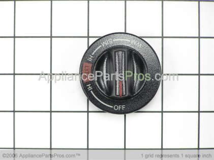 Whirlpool Knob Kit 12500061 from AppliancePartsPros.com