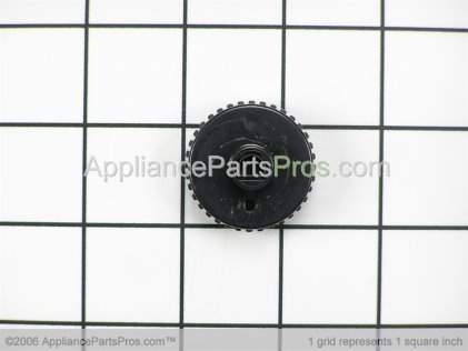 Whirlpool Knob, Select Black 21001283 from AppliancePartsPros.com