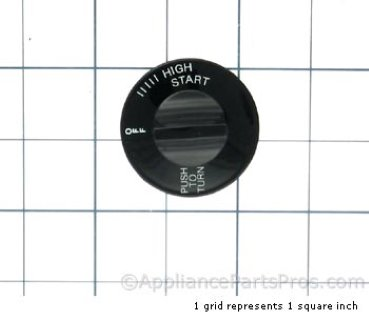 Whirlpool Knob-Surface 879024 from AppliancePartsPros.com