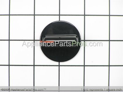 Whirlpool Knob, T-Stat (blk) 7731P082-60 from AppliancePartsPros.com