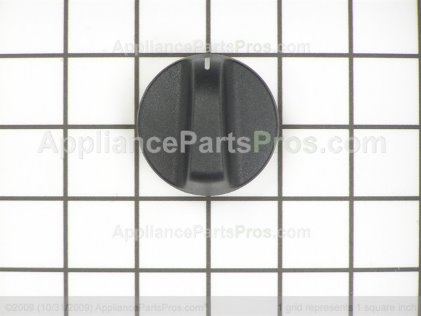 Whirlpool Knob, Thermostat (blk) 31760301B from AppliancePartsPros.com