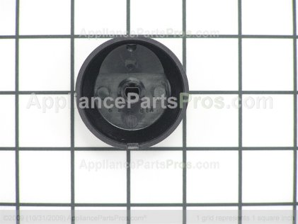 Whirlpool Knob, Thermostat (blk) 74001412 from AppliancePartsPros.com