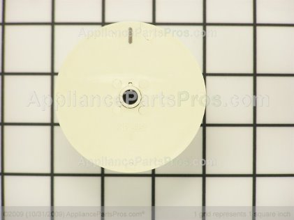 Whirlpool Knob, Timer (biscuit) 3405302 from AppliancePartsPros.com
